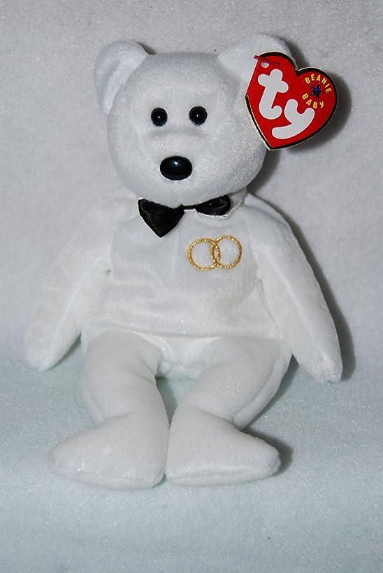 TY BEANIE Baby MR. the GROOM Bear