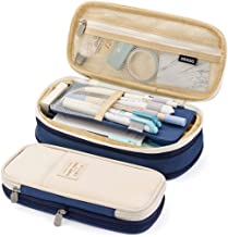 EASTHILL Big Capacity Pencil Pen Case Office College School Large Storage High Capacity..