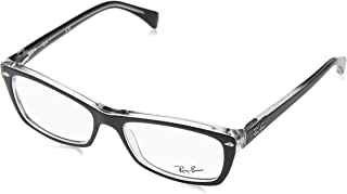 RX5255 Square Eyeglass Frames