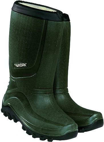 W.K. Tex. Thermo Thermo Bottes Cap Nord, 1pièce, vert, 818423337  pas cher et de la mode