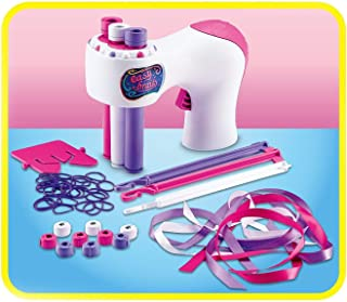 Hair Braided Artifact,Multifunction Automatic Easy Electric Three Twist Hair Braided, Girls Women Roller Styling Styler Bun Maker(Not Include the Batteries)