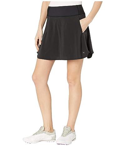 PUMA Golf PWRSHAPE Fashion Skirt (PUMA Black) Women