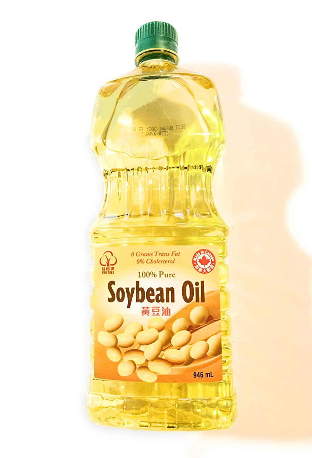 Red Inventory cleanup selling sale Tree 100% Pure Oil Soybean 946ml NEW before selling