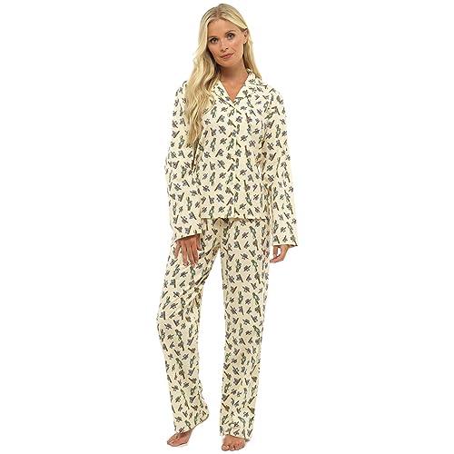 CityComfort Ladies Comfy Pyjamas Women Soft Fleece Lounge Wear  014b092a9
