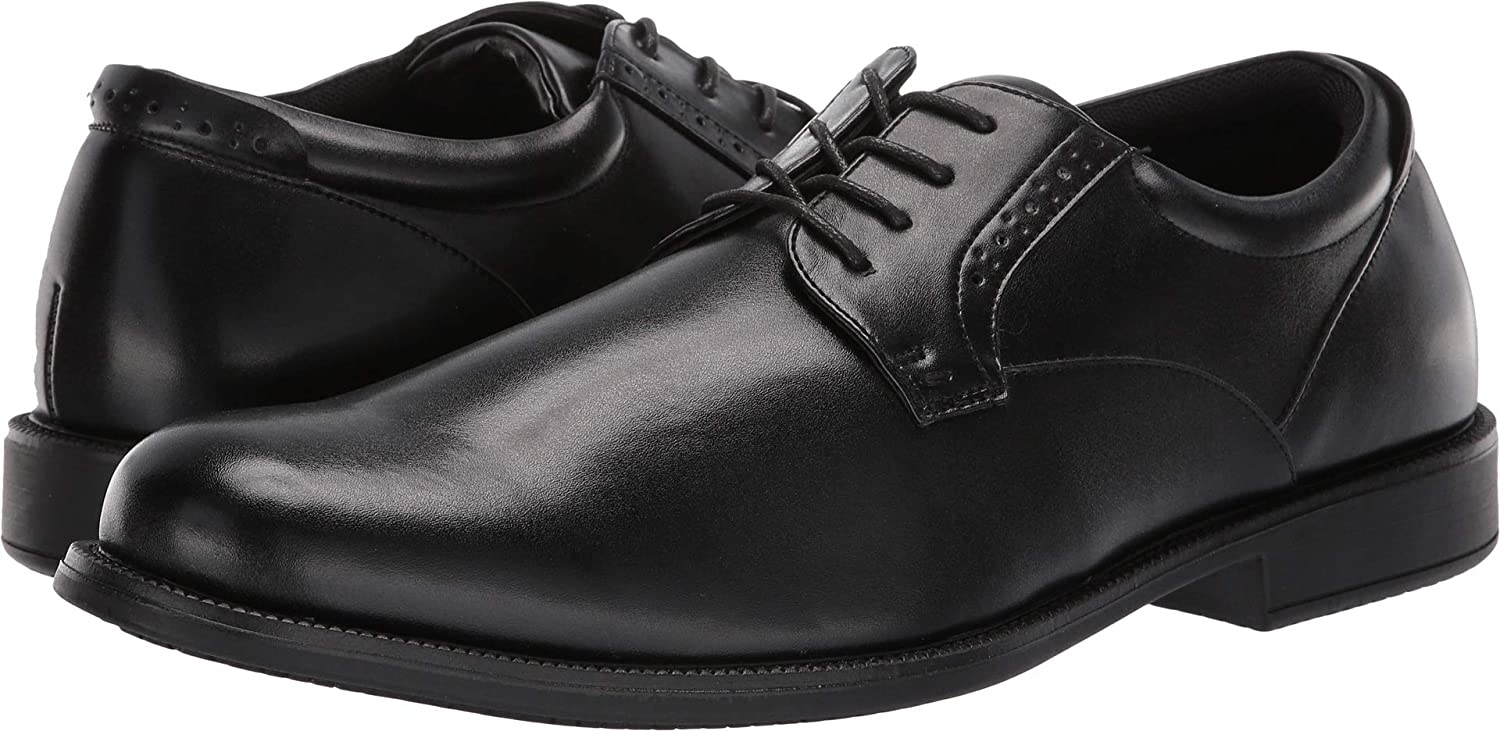 Nunn Bush Mens Nova Plain Toe Oxford
