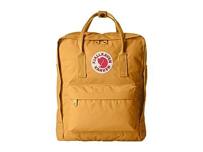 Fjallraven Kanken (Acorn) Backpack Bags