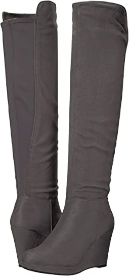 469a418c64a Extra wide calf over the knee boots
