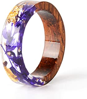 Best resin ring with flowers Reviews