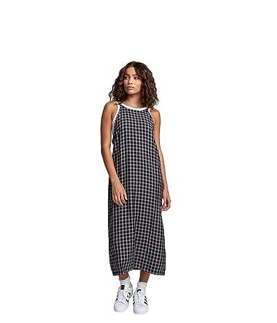 RVCA Jullian Dress (Black) Women