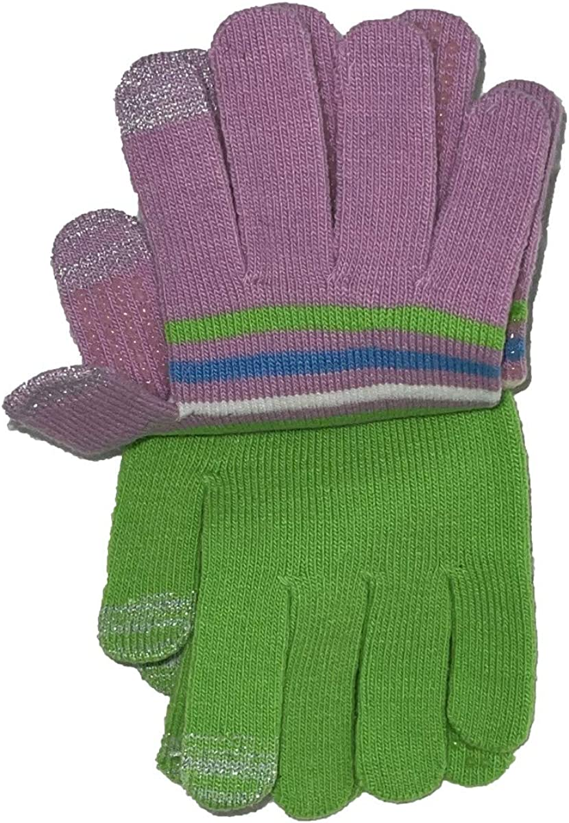 Highwaypay Touchscreen Texting Gloves Outdoor Men's/Women's warm Knit Winter Gloves 4323-TOUCH