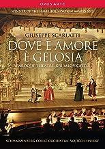 Scarlatti: Dove è Amore è Gelosia (Schloss Krumlov) [DVD]
