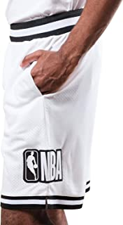 Ultra Game NBA Men's Woven Active Basketball Shorts