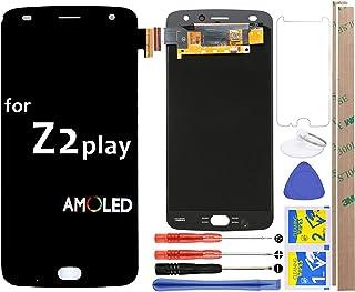 لموتو Z2 بلاي LCD شاشة بديلة لمحول الرقمي باللمس 5.5 بوصة لموتورولا Z2 بلاي XT1710 XT1710-01 XT1710-02 XT1710-06 XT1710-07...