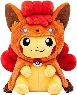 Plush Doll, Pokemon, Figure Vulpix White Fox Stuffed Toy Pp Cotton Soft 30Cm gotcha pokemon WUTONG