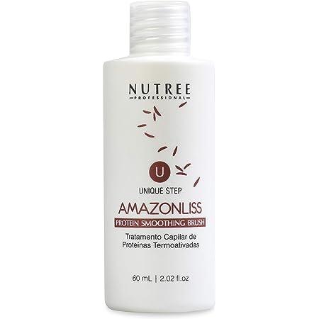 Tratamiento de proteína brasileña para alisar el cabello, 1 ...