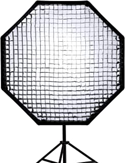 GS-SBSW60 Silver//White GTX Studio 60 Umbrella 10 Panels Front Diffuser