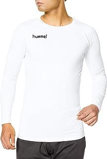 [ヒュンメル] インナー長袖シャツ あったか丸首インナーシャツ メンズ