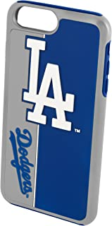 Forever Collectibles iPhone 8/7 Dual Hybrid Bold Case - MLB Los Angeles Dodgers