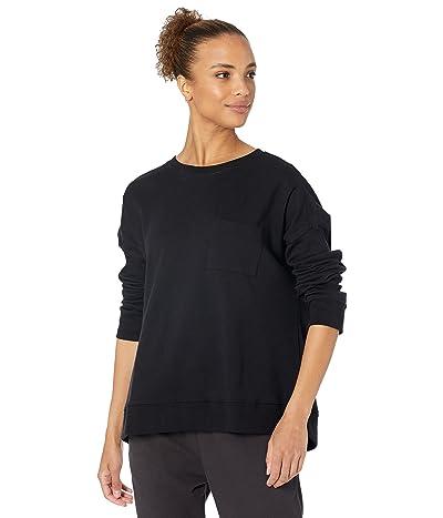 PACT Organic Cotton Split Back Pullover