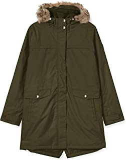 Regatta Women's Serleena Ii Waterproof Taped Seams Insulated Lined Hooded Jacket With Security Pocket Jacket