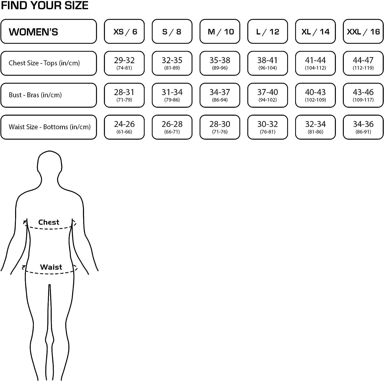 Sub Sports Womens Dual All Season Compression Long Sleeve Base Layer