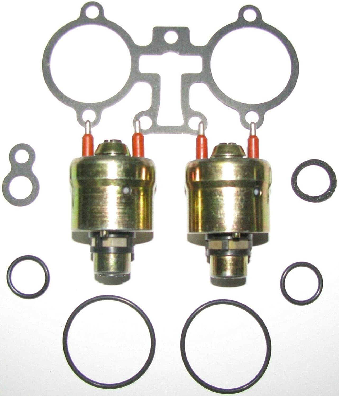 Unbrella 2 online shop Pack Direct sale of manufacturer Remanufactured TBI Injectors 5235203 For 19 Fuel