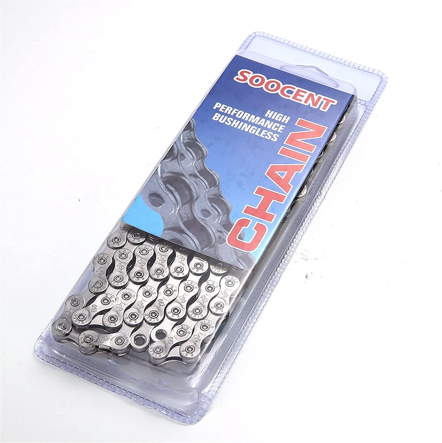 Max 77% OFF JINSHANDIANLIAO Bicycle Chain 6 7 8 Max 64% OFF 9 12 Si Titanium Speed 11 10