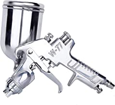 QDY-Professionele Autolak Spuitpistool Kit 2.0/2.5/3.0mm Nozzle Verfspuit Gesmeed Gun Body Hoge verneveling Ontwerp met Ro...