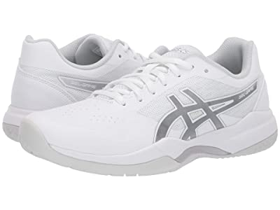 ASICS Gel-Game 7 (White/Silver) Women