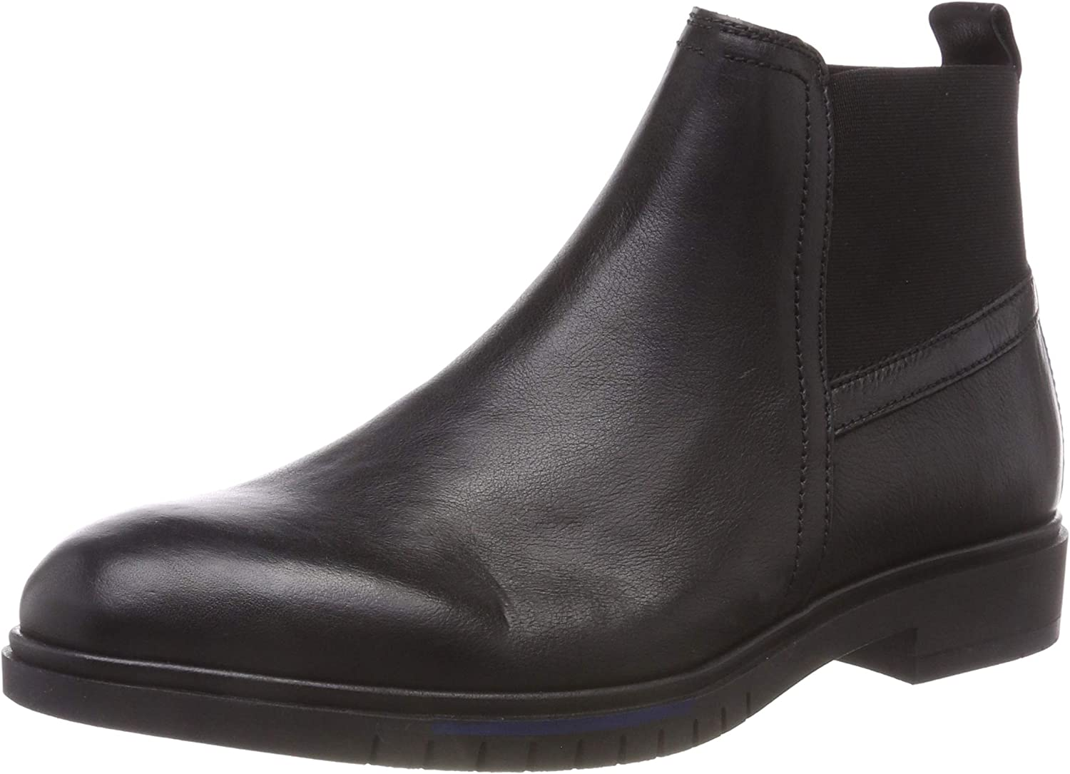 Tommy Hilfiger Herren Flexible Dressy Leather Leather Leather Chelsea Boots B07D8XL42W  6fb0fb