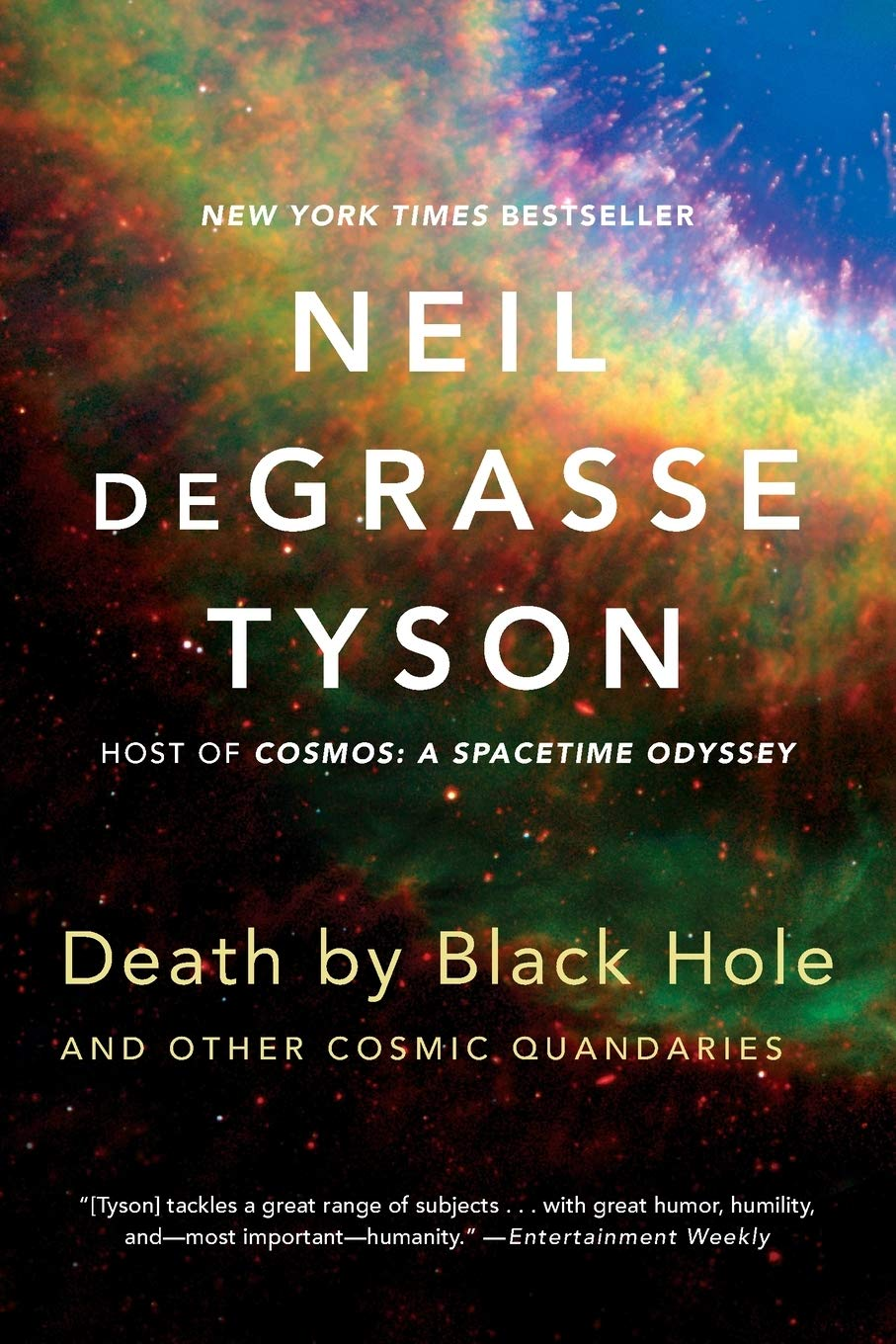 Image OfDeath By Black Hole: And Other Cosmic Quandaries