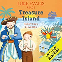 Luke Evans reads Treasure Island: Famous Fiction
