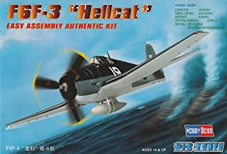 Hobby Boss F6F-3 Hellcat Airplane Model Building Kit