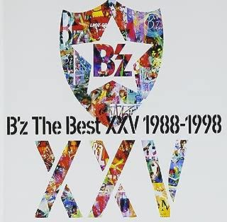 B'z The Best XXV 1988-1998(通常盤)