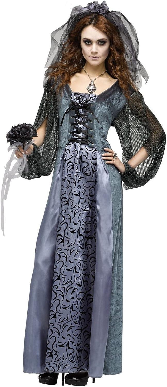 Monster Bride Adult Costume (Small Medium)