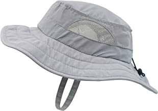 Best toddler boy sun hat with chin strap Reviews