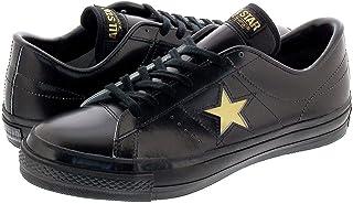 [コンバース] ONE STAR J BLACK/GOLD 【日本製】