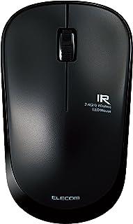 エレコム IRマウス/ENELOシリーズ/静音ボタン/無線/3B/省電力