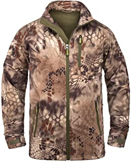 010d724bd546d KODA Adventure Gear Youth Kids Kryptek Highlander Hunting Hiking Waterproof  Softshell Jacket