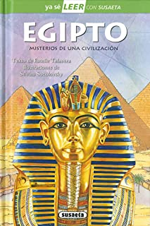Egipto: Leer Con Susaeta - Nivel 2 (Ya sé LEER con Susaeta - nivel 2)