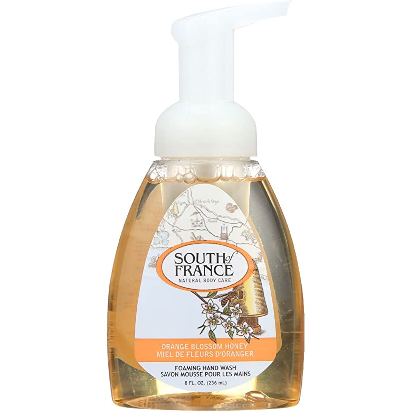 すべき職業アレイHand Soap - Foaming - Orange Blossom Honey - 8 oz - 1 each by South Of France