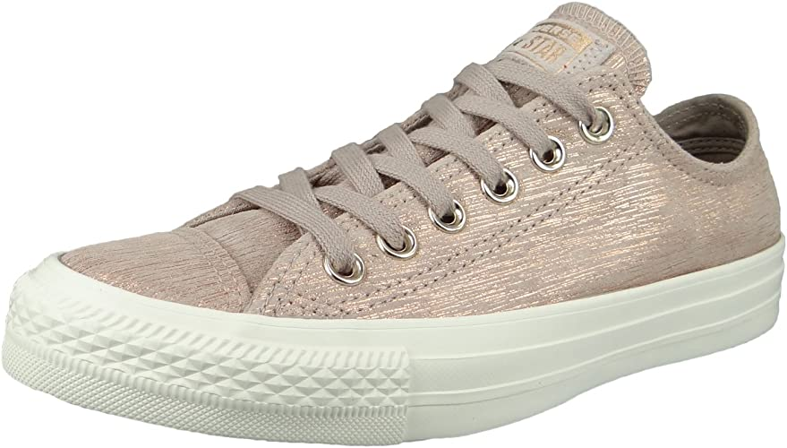 Converse CTAS Ox Diffused, Chaussures de Fitness Femme