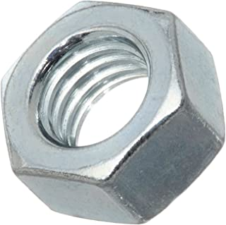 Pack of 100 Pack of 100 5//16-18 Thread Size 5//16-18 Thread Size Fastcom Supply Small Parts FSC516HN8P High-Strength Steel Hex Nut Grade 8