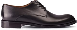 Deery Hakiki Deri Özel Üretim Siyah Klasik Ayakkabı - 64910MSYHN01