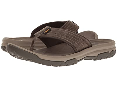 Teva Langdon Flip (Walnut) Men