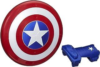 درع مغناطيسي و قفاز كابتن امريكا من افنجرز B9944EU8