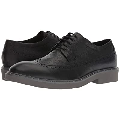 Donald J Pliner Gareth (Black Grain Calf) Men
