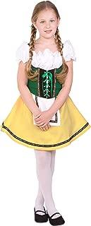 dirndl costume for girls