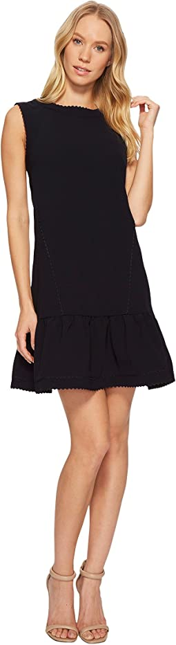Ted Baker - Mandii A-Line Shift Ruffle Hem Dress