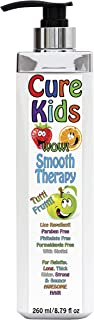 Cure Kids Wow! Smooth Therapy Silky Shiny Hair Treatment for your kids. Safe, Swimmers Safe for all little ones children c...